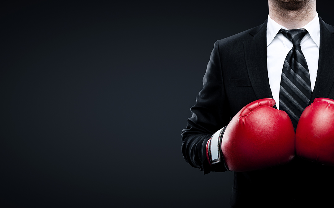 4 Steps to Make Business Conflict Work